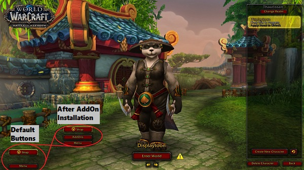 How to Correctly Install AddOns in World of Warcraft