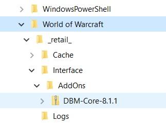 wow-sub-folders