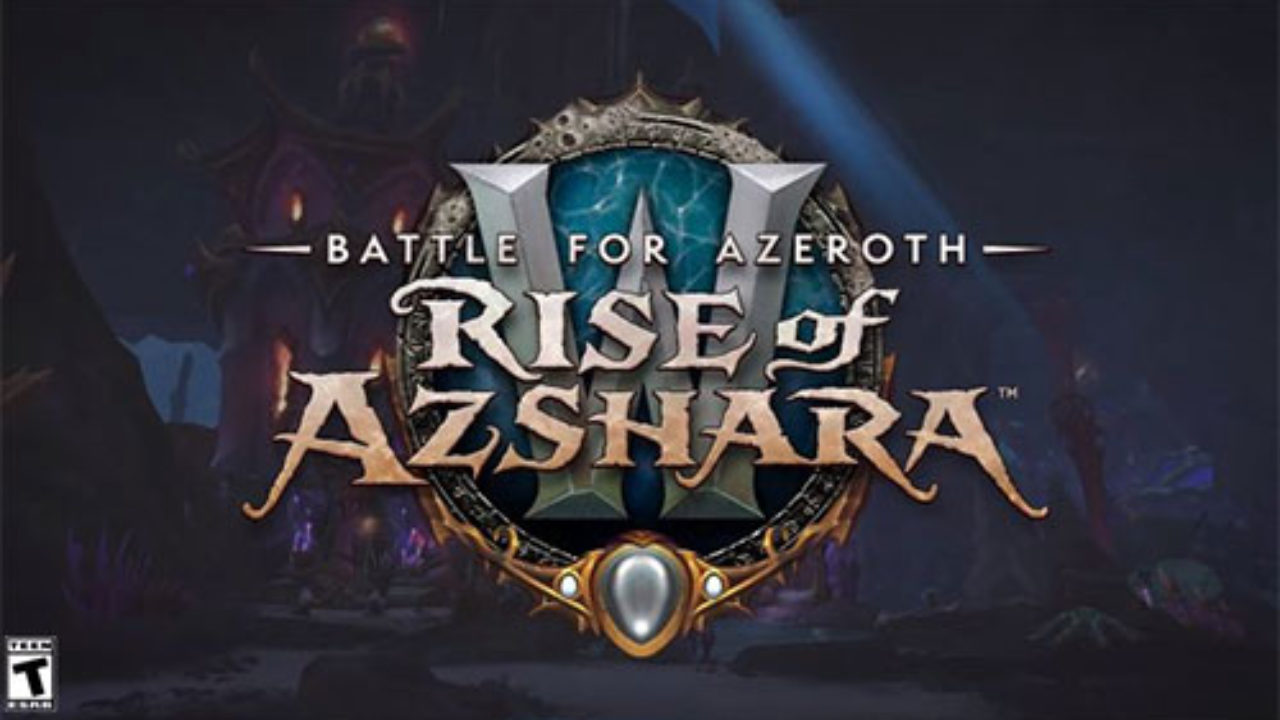 Wow Patch 8 2 Rise of Azshara - The New Submerged Zone of