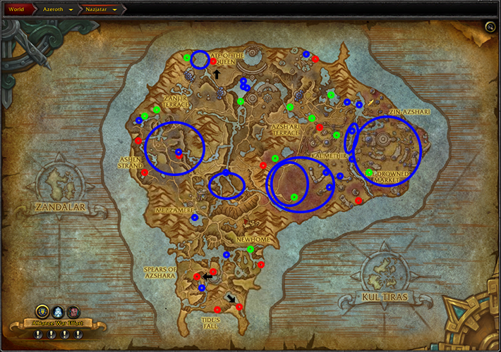 wow-nazjatar-rare-locations