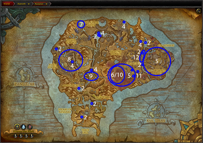 wow-nazjatar-rares-random-locations